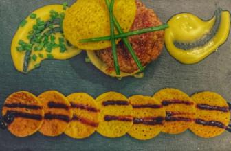 Burger di fagioli con farinata di ceci – Ricetta vegan e semplice