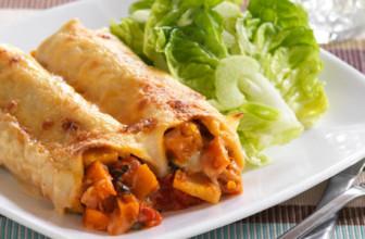 Cannelloni vegan alle verdure: la ricetta per una domenica speciale