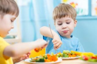 Come educare i bambini al Vegetarismo