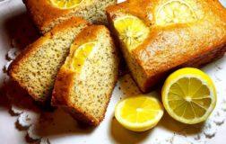 Plumcake al limone, la deliziosa alternativa alla torta mimosa
