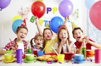 Come organizzare la festa di compleanno per bimbi veg in casa.