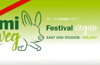 MiVeg: il festival vegano arriva il 28 e 29 ottobre 2017 a Milano