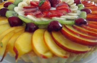 Crostata alla frutta: la ricetta con ingredienti base autoprodotti