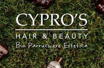 Un parrucchiere vegano a Roma? Cypro's Hair Beauty.
