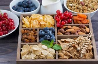 Fibre: quali sono gli alimenti che ne contengono di più