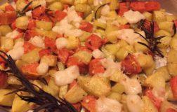 Zucca e patata al forno: come preparare la zuccata