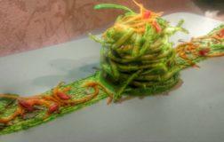 Linguine detox al pesto di spinacino: ricetta facile e gustosa