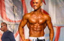 Il campione del mondo di Natural Bodybuilding 2019 è lo sportivo vegano Massimo Brunaccioni