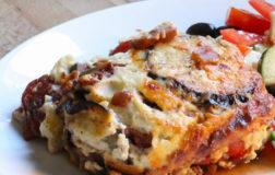 Moussaka vegan: come preparare la ricetta della tradizione greca