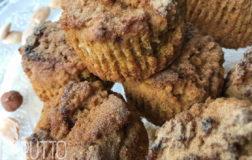 Muffin di carote e arancia: il dolce da accompagnare con una tisana