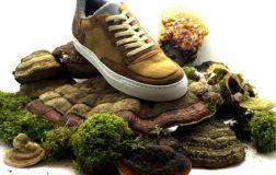Nat-2 x Zvnder: arrivano sul mercato le sneakers realizzate con i funghi