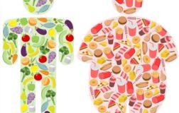 Mangiare di tutto non è la soluzione del problema ma il problema