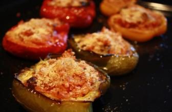 Peperoni ripieni al forno: la ricetta facile.