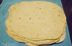 Piadina in versione vegana: la ricetta facile per prepararla in casa
