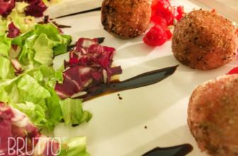 Polpettine di verdure di recupero e ceci: la ricetta per non sprecare
