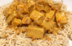 Bocconcini di Quorn cremosi al curry: la ricetta nutriente