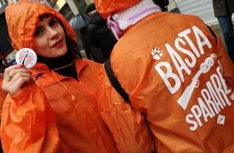 #BASTASPARARE: la petizione della Lav contro la caccia