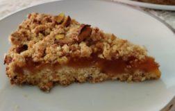 Sbriciolata vegana con pistacchi: la torta che piace a tutti