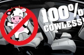 Tesla: l'azienda che produce auto elettriche anche con interni cruelty free.