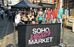 A Londra nasce Soho Vegan Market, il primo mercato cruelty free