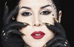 Kat Von D sarà l'icona del make up vegan della nuova stagione
