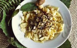 Tagliatelle ai funghi porcini: la ricetta semplice e tradizionale