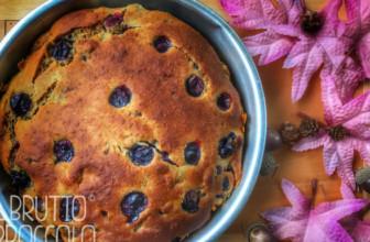 Torta di uva fragola: la ricetta facilissima al sapore di autunno.