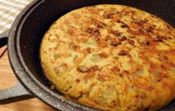 Tortilla de patatas vegan style – Una ricetta spagnola