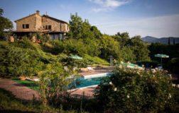 Le Tortorelle, agriturismo eco-chic tra Umbria e Toscana dove mangiare, pensare e vivere in modo naturale