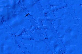 Le enormi strutture acquatiche scoperte con Google Earth