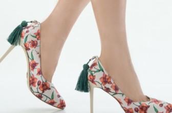 VEERAH lancia la prima collezione al mondo di scarpe vegan e chic realizzate con pelle di mele