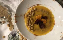 Vellutata di topinambur e patate rosse – ricetta gustosa autunnale