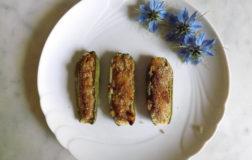Zucchine ripiene vegan, un secondo piatto semplice ma gustoso