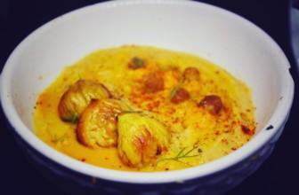 Vellutata di castagne e ceci – Ricetta d'autunno, sana e nutriente