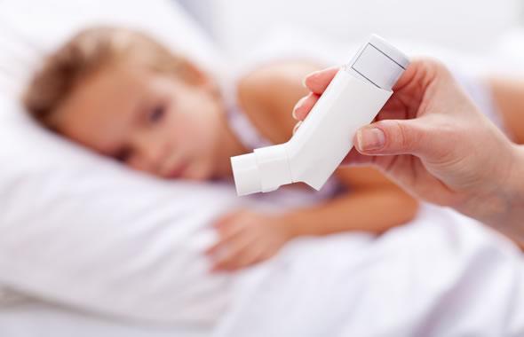 Attacchi di asma ed allergie