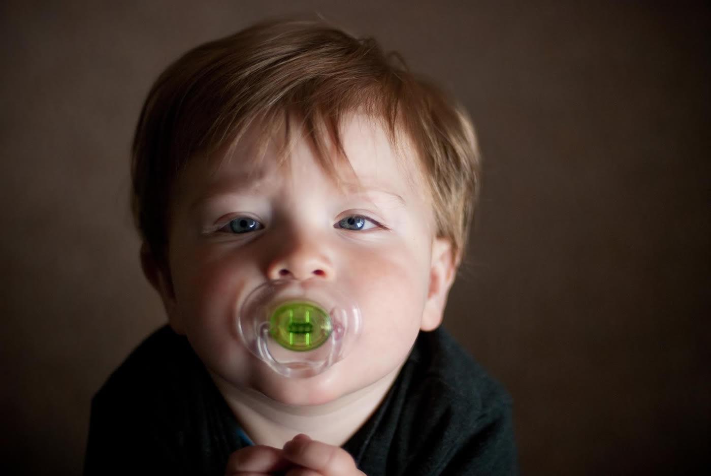 ciuccio neonati