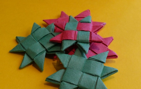 STELLE-ORIGAMI