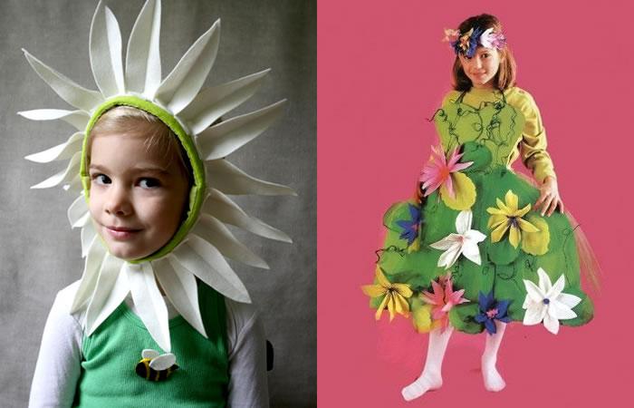 carnevale costumi verdi