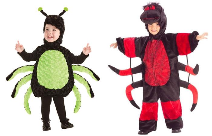 costume insetto