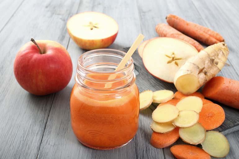 succo carote