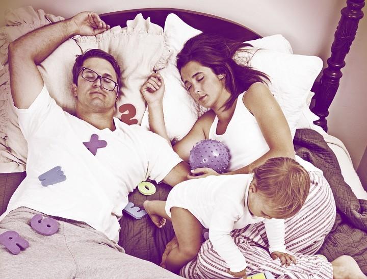Sonno dei neogenitori