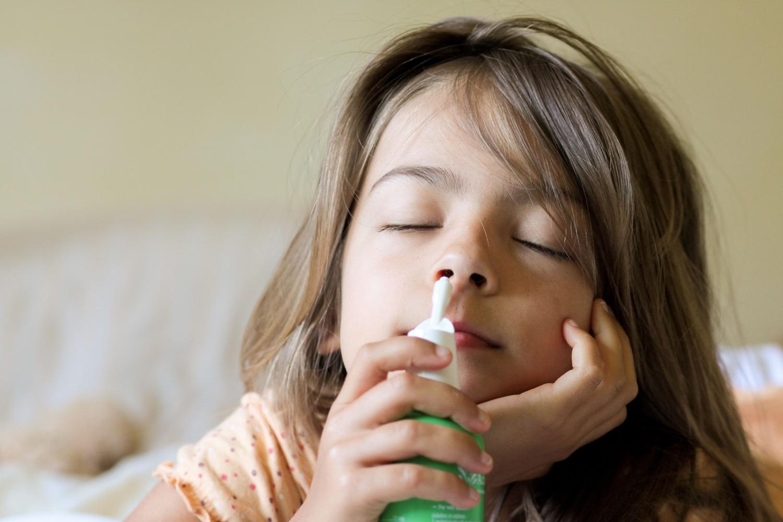 aerosol per i bambini