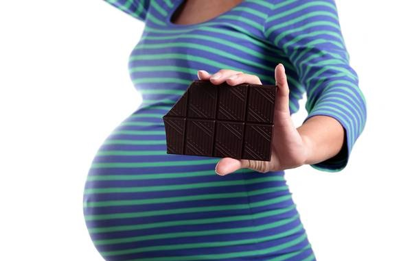 cioccolato-gravidanza