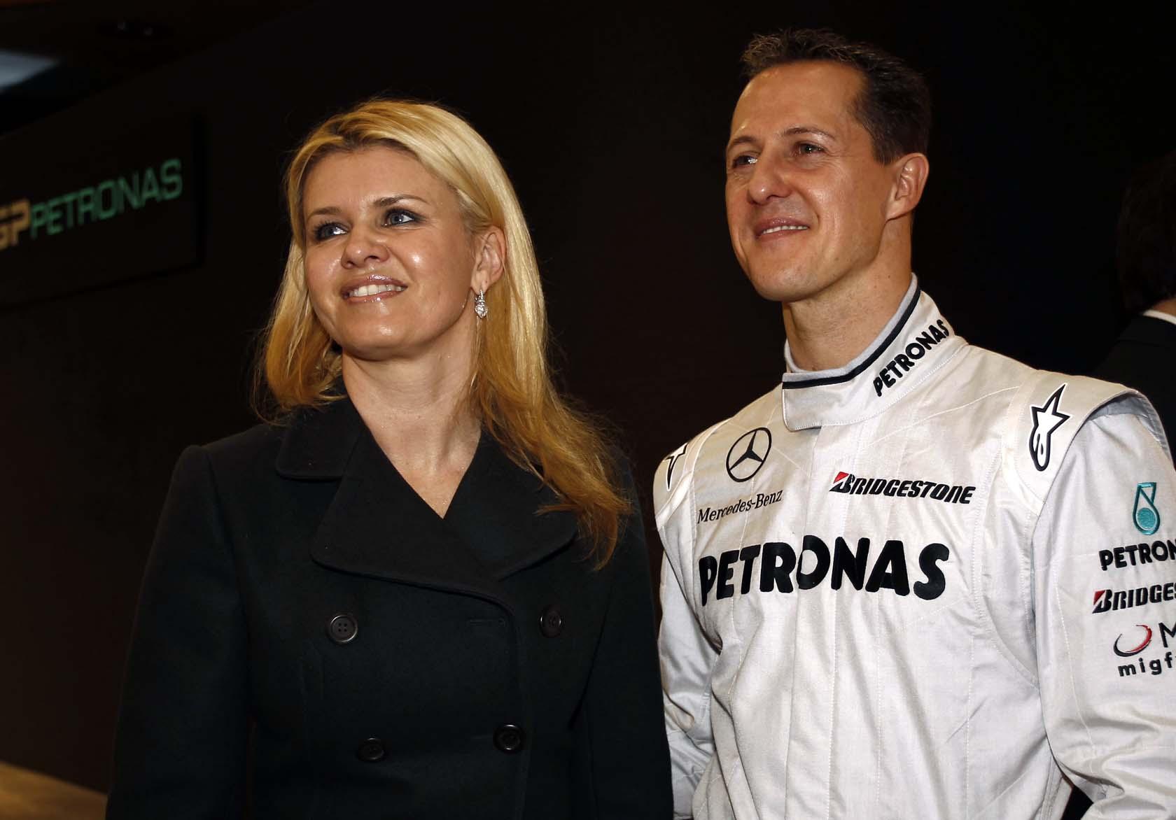 Motorsports / Formula 1: Mercedes GP Petronas Car Launch