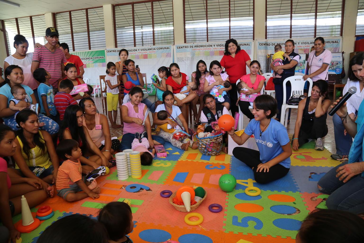 Isabela Moner - UNICEFPeru (2)