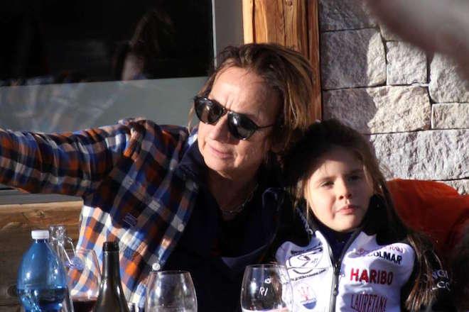 Gianna Nannini torna in Italia per il Festival: ecco sua figlia Penelope, 8  anni