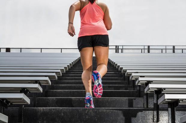 Le scale: un ottimo alleato per l'allenamento