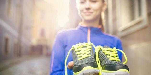 Running: come scegliere le scarpe giuste