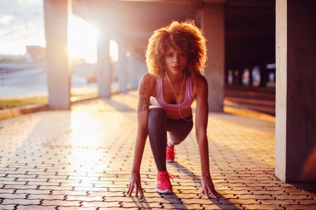 Correre e ingrassare: c'è qualcosa che non va?