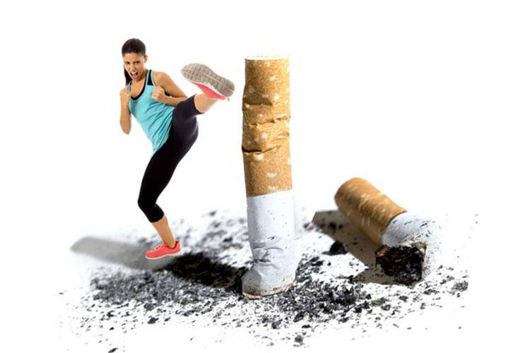 Dire addio alle sigarette grazie alla corsa: si può!